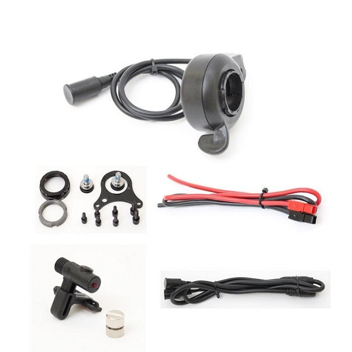 Throttle, Speed Sensor, EB-Bus Waterproof Cable
