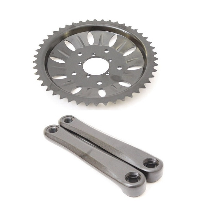 Chain Wheel and Crank Arms